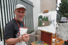 Arte Céu Aberto - pintura de rua