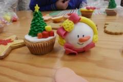 Workshop Decorações Natal Gengibre e Açucar Dez.13