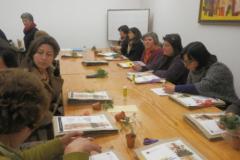 Ervas aromáticas - workshop