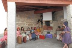 Historias em Viagem - Oficina de Teatro de rua