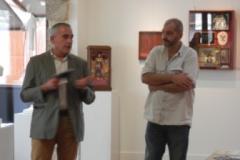 Inauguração Exposição Mario Madeira 2014